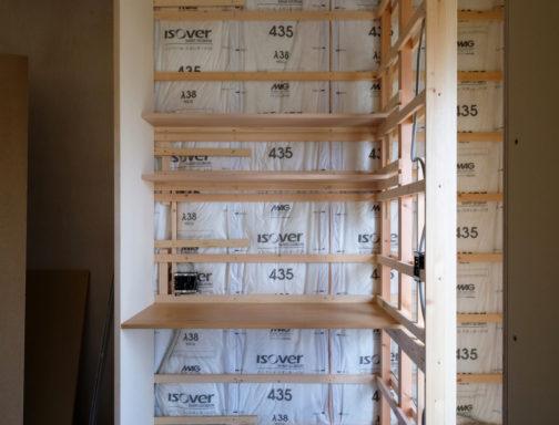 現場・造り付家具
