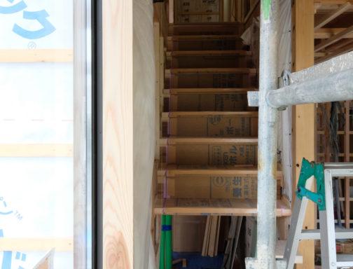 現場・階段