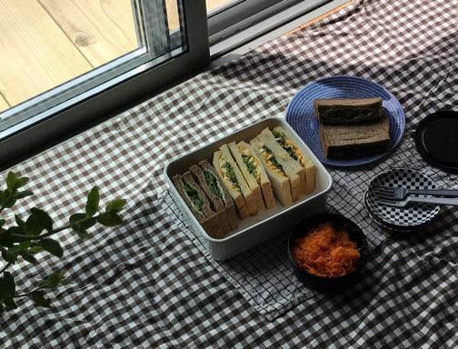 お呼ばれピクニック